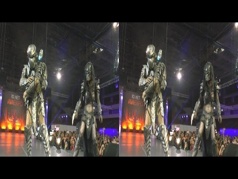 (3D) Cosplay Predators (AVA Expo 2016)
