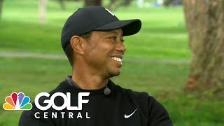 Tiger: Presidents Cup was 'Busiest week of my life' | Golf Central