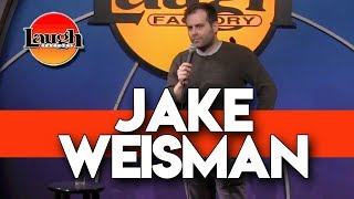 Jake Weisman | Abortion Is Good | Laugh Factory Stand Up Comedy