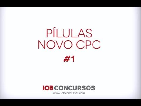 Pílulas Novo CPC #1 - Profº Costa Machado