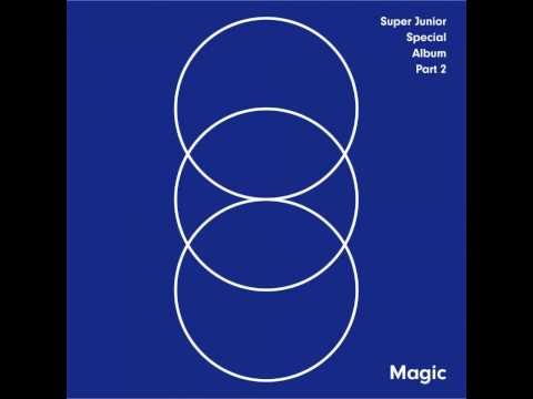 Super Junior 슈퍼주니어 - Magic Audio