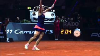 Porsche Tennis Grand Prix Trailer 2016