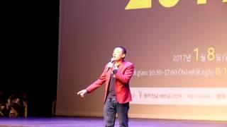 Hài Chiến Thắng  tết 2017 Koangchu korea