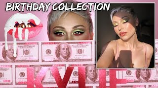Kylie Cosmetics Birthday Collection 2019