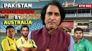 Pakistan Whitewashed by Australia | 5th ODI | Ramiz Speaks