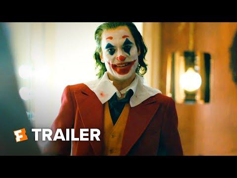 Joker Trailer #1 (2019)