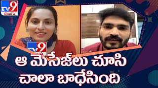 Ravi Krishna with TV9 after corona recovery; cries remindi..