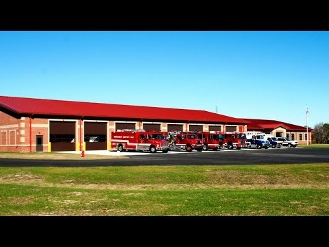 Fire and Rescue Projects - Bobbitt Design Build
