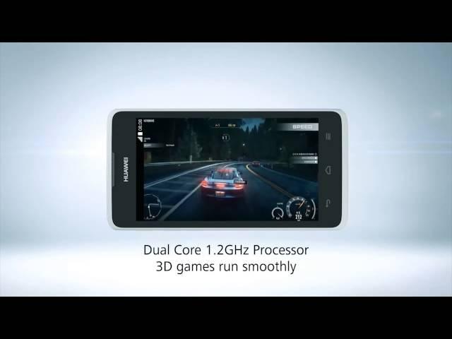 Belsimpel.nl-productvideo voor de Huawei Ascend Y530 Black