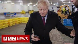 Election Row over child on hospital floor - BBC News