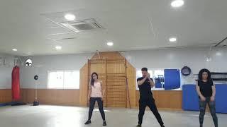 Instruction zumba ( Demi Lovato - jax jones) - zumba coreo Toni shotokan