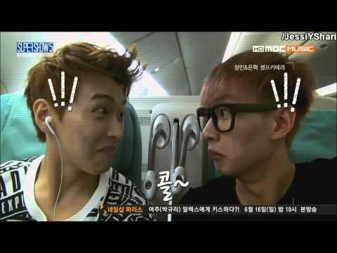 [Sub Español] 130613 - MBC Super Show 5 Documental Ep. 1 - Parte 1