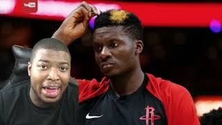 Clint Capela To Leave James Harden & Houston Rockets For 6 Weeks Due To Broken Thumb