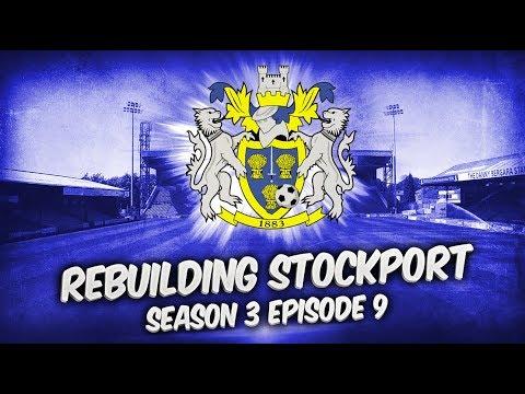 Rebuilding Stockport County - S3-E9 Eureka! Captain Bruno! | Football Manager 2019