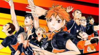 Haikyuu!! OST - Itadaki no keshiki/The View From the Summit
