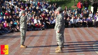'PSU Veterans Day Observance
