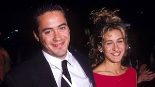 Robert Downey Jr. on Getting Closure With Ex Sarah Jessica Parker: I Was 'Absolutely' in Love Wit…