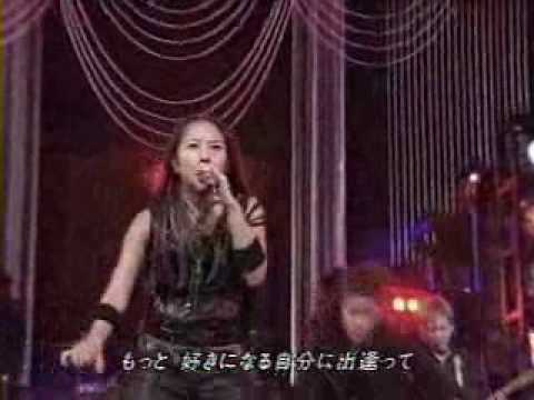 BoA - Rock with You live