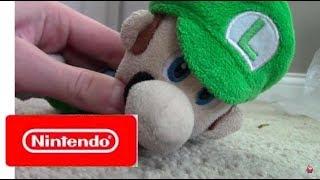 (PARODY) Super Luigi Odyssey Trailer - Game Trailer - Nintendo E3 2017