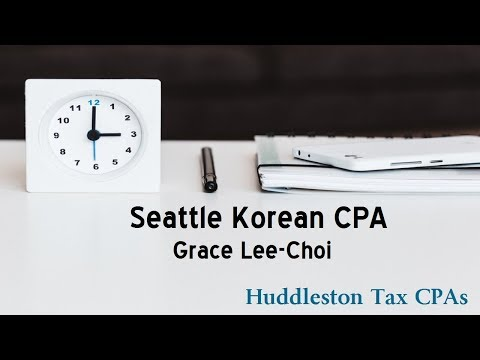 Seattle Korean CPA