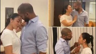 Fun to watch: Shikhar Dhawan's quarantine video on love li..