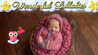 Super Relaxing Baby Piano Lullaby ♥ Soft Bedtime Music For Newborns ♫ Super Soothing Sweet Dreams