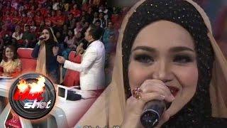 Kehadiran Siti Nurhaliza Hebohkan Panggung D'Academy Asia - Hot Shot