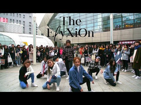 [KPOP IN PUBLIC]The EℓyXiOn in Taipei 'Power, Call me baby, 으르렁Growl' Cover by KEYME