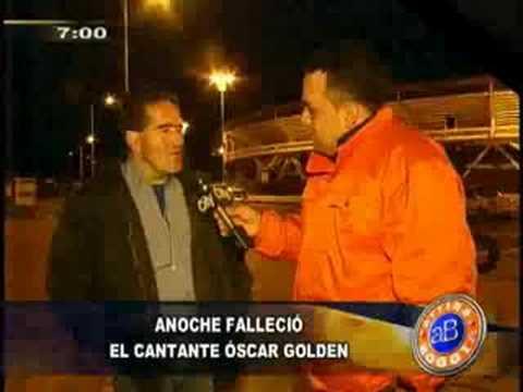 Julio 29 de 2008: Murió Oscar Golden