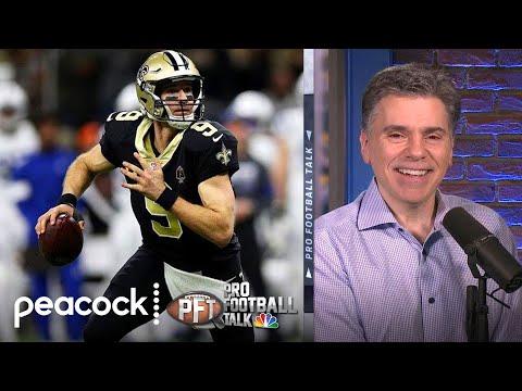 PFT Draft: Defining moments of Drew Brees' career | Pro Football Talk | NBC Sports