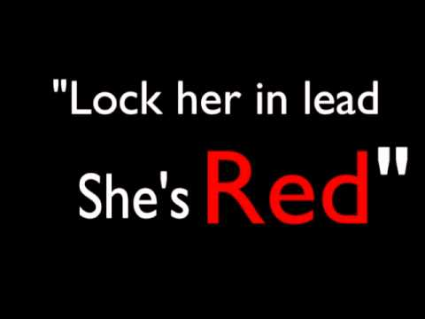 House of heroes - Baby's a Red (lyrics)