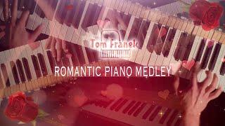 Love Songs in Piano: Best Romantic Instrumental Music - Tom Franek