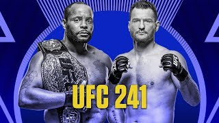 UFC 241 Preview Show   ESPN MMA