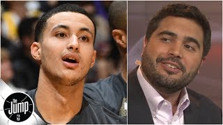 Lakers' young players proving they 'aren't good enough' - Nick Friedell   The Jump