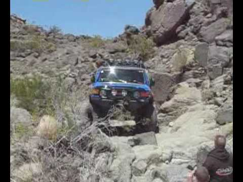 All-Pro Off Road at the Tin Bender Johnson Valley Cleanup