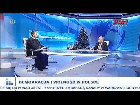 RN: Demokracja i wolność w Polsce - spotkanie z Jarosławem Kaczyńskim