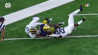 Top 10 Games of the Brian Kelly Era so far - Notre Dame Football (2009-2018)