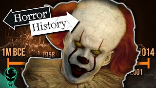 IT: The Complete History of Pennywise | Horror History