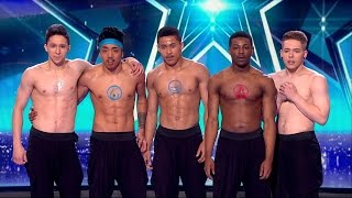 BoyBand - Britain's Got Talent 2015 Final