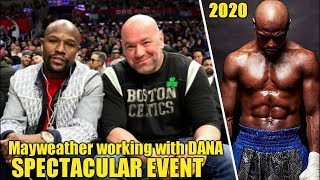 Mayweather out of retirement 2020, Dana White working with Floyd announcement, Israel vs Yoel memes