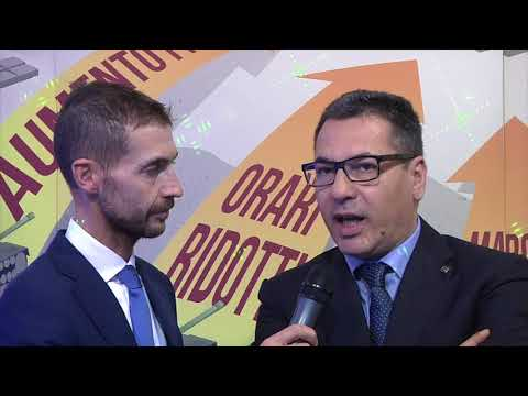 Massimiliano Orlandini (Beteslot) a Enada Rimini 2018