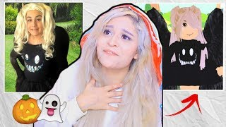 Reacting To Fans Who Dressed Up As Me For HALLOWEEN...