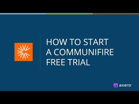 Company Intranet Software: How to Start a Communifire Free Trial