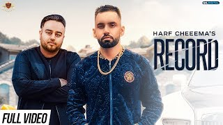Record – Harf Cheema Video HD