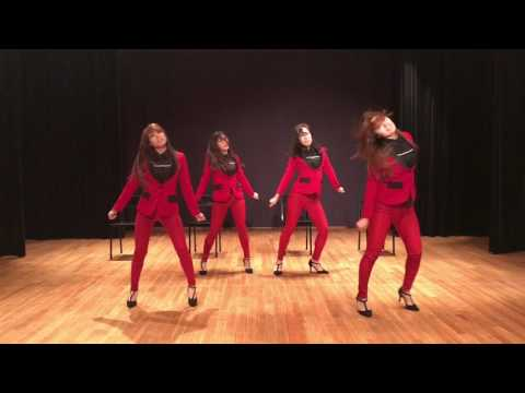 Red Velvet - Be Natural dance cover by P-9crew