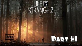 BRO WHAT JUST HAPPENED ! | Life is Strange 2 | Episode 1 # 1 1080p HD
