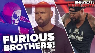 Good Brothers SHUT DOWN IMPACT Wrestling! | IMPACT! Highlights August 11, 2020