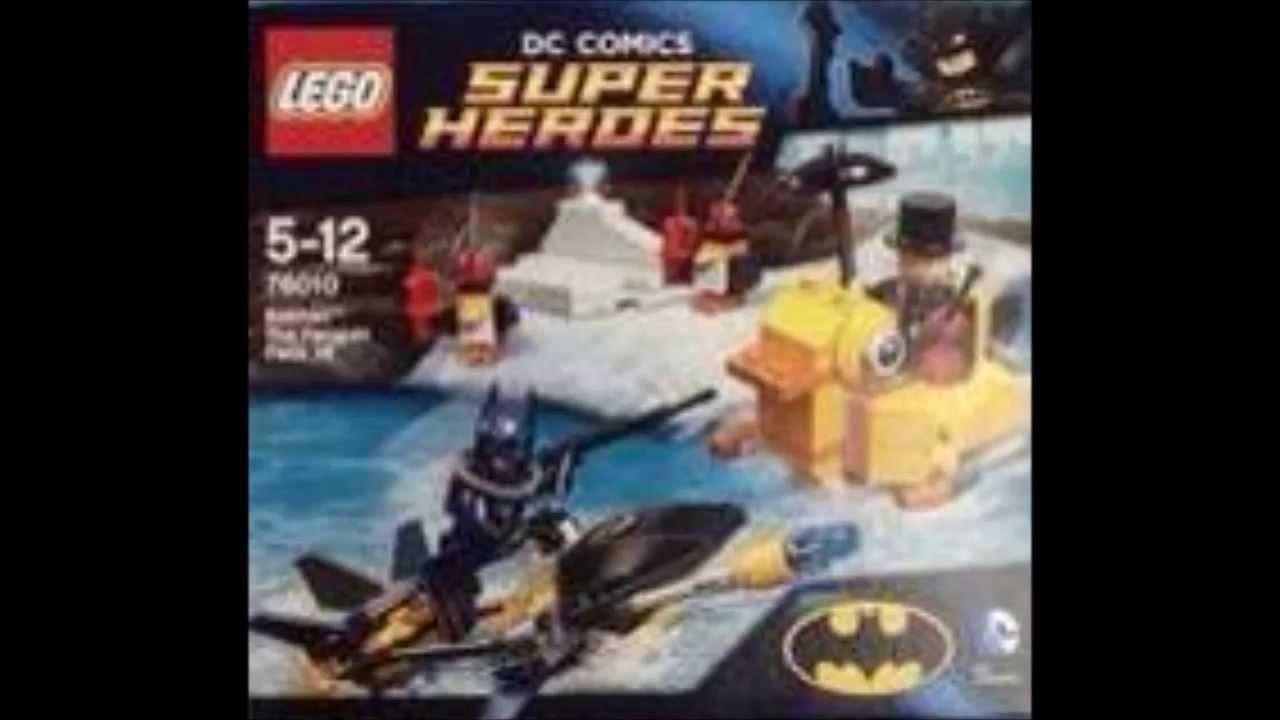 Lego Batman Sets 2014: LEGO Batman 2014 Set Picture Leaked! 76010 The Penguin
