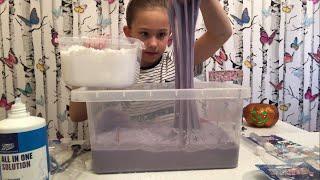 Making Cloud Slime
