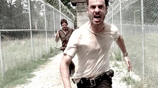 The Walking Dead || Run To You